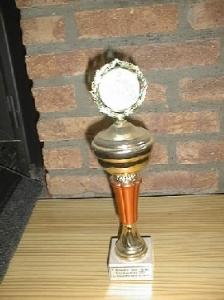 5. Arnacher Triketreffen 2005 <p>1.Platz Teilnehmer x KM</p>